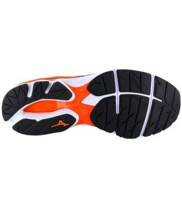 Mizuno Wave Rider 20 Orange