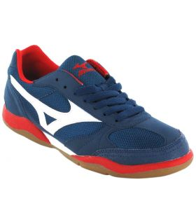 Mizuno Futsal Blue Red