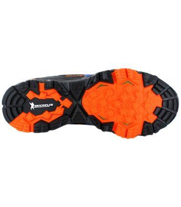 Mizuno Wave Mujin 3 Orange