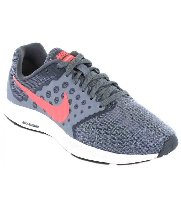 8967121978053 Nike Downshifter 7 W Grey. Click para ampliar
