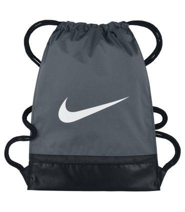 Nike Bolsa Brasilia Gym Sack Gris