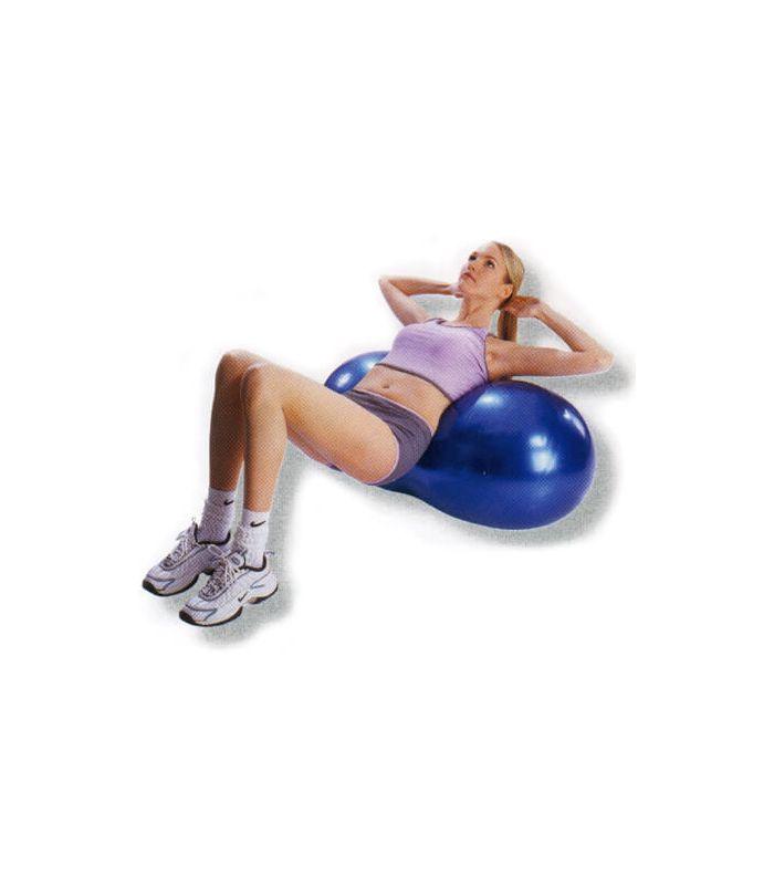 Balon fitness ovalado Van Allen Bancos y Abdominales Fitness