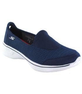 Skechers Go Walk 4 Harjoittamisesta Sininen