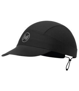 Buff Cap R-Solid Black
