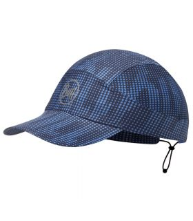Buff Cap R-Deep Logo Dark Blue
