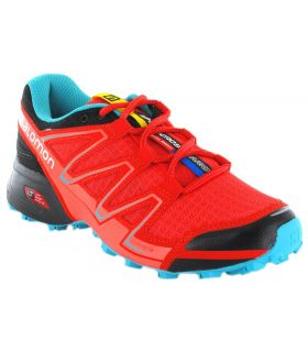 Salomon Speedcross Vario W Poppy