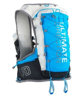 Ultimate Direction AK Mountain Vest 3.0 Graphite Ultimate Direction Hidratación Mochilas Montaña Tallas: m; Color: gris