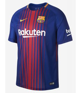Nike camisa de futebol 2017/18 FC Barcelona Home Youth