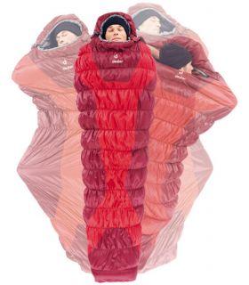 Saco de dormir Deuter Exospere -8 L Sacos de dormir de Fibra
