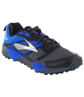 Brooks Cascadia 12 Harmaa