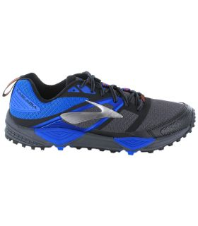 Brooks Cascadia 12 Grey