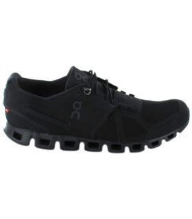 On Cloud W Negro ON Zapatillas Running Mujer Zapatillas Running Tallas: 37; Color: negro