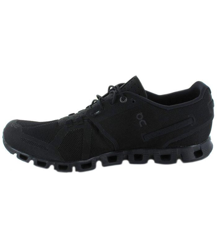 On Cloud W Negro ON Zapatillas Running Mujer Zapatillas Running