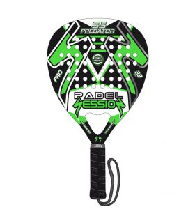 Padel Session S5 Predator Green