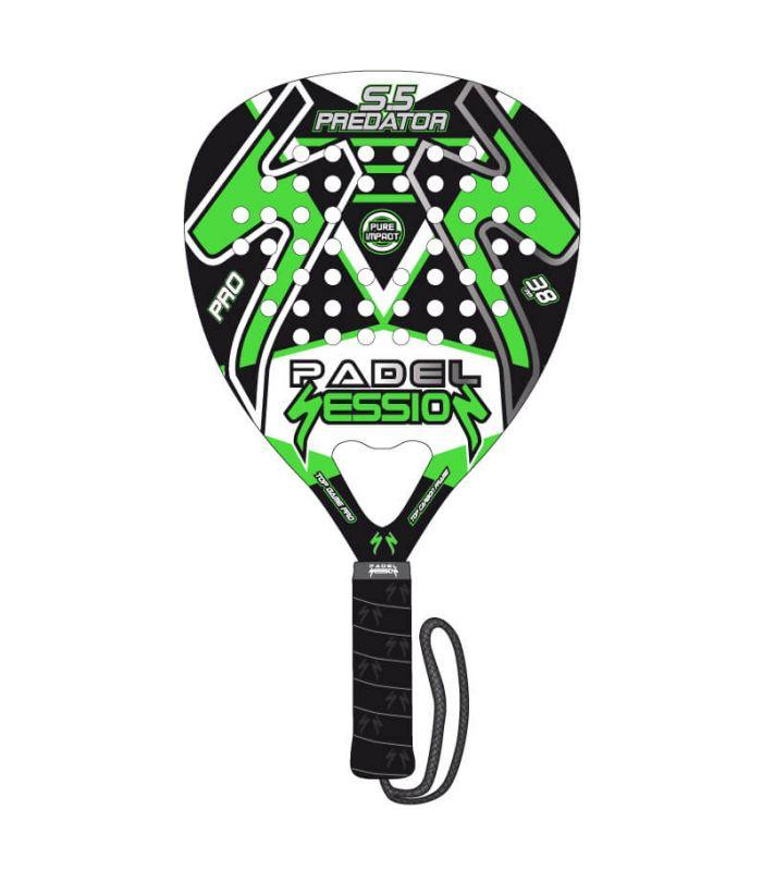 Padel Sesion S5 Predator Green