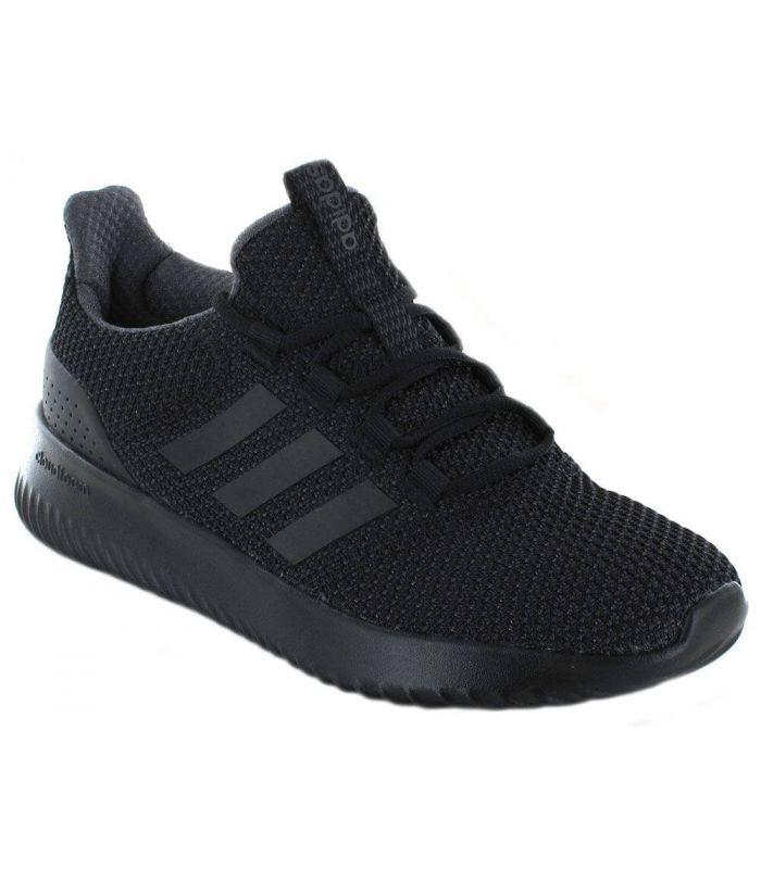30c50a9c5 adidas Cloudfoam QT Racer Shoes - Black