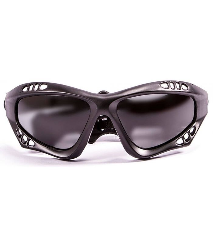 Ocean Australia Matte Black / Smoke - Sunglasses Running