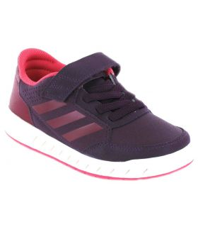 Adidas AltaSport Granate - Calzado Casual Junior - Adidas granate 22