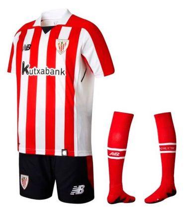 New Balance Athletic Bilbao Kit Junior 2017/2018