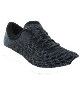 Asics Nitrofuze 2 Asics Zapatillas Running Hombre Zapatillas Running Tallas: 40,5, 41,5, 44, 45, 46; Color: negro