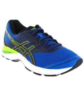 Asics Gel Pulse 9 Asics Zapatillas Running Hombre Zapatillas Running Tallas: 40,5; Color: azul