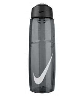 Nike Botellin 946 ml T1 Flux Swoosh Noir