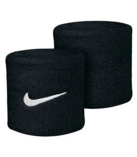 Accesorios Fitness - Nike Muñequeras Negro Fitness