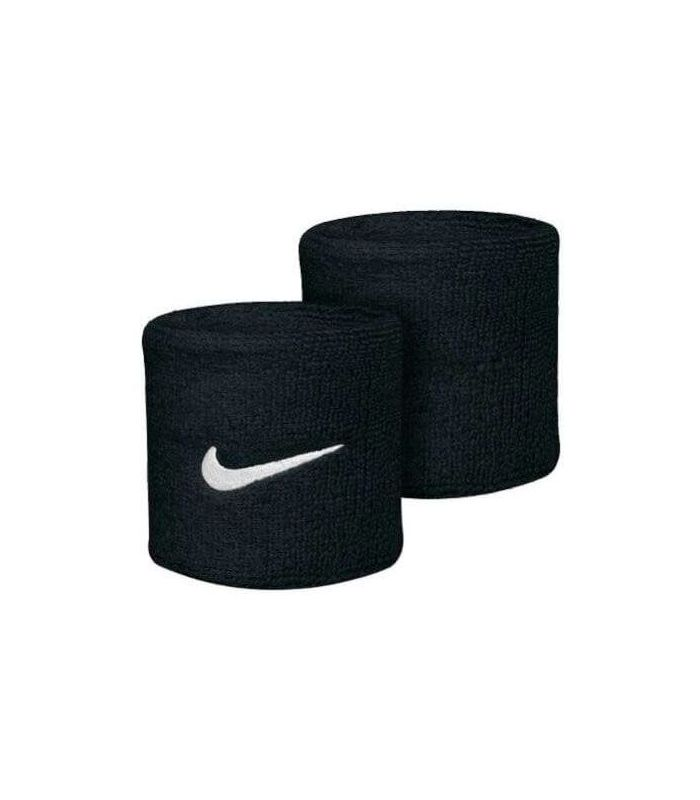 Accesorios Fitness - Nike Muñequeras Negro Fitness