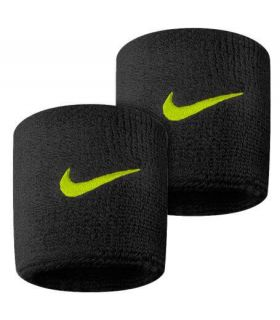 Nike Wristbands Black-Yellow