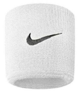 Nike Wrist Bands White