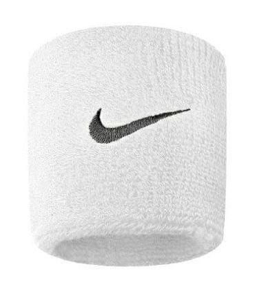 Nike Muñequeras Blanco