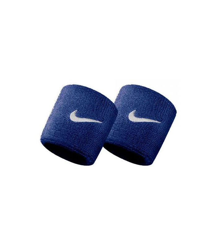 Nike Muñequeras Azul