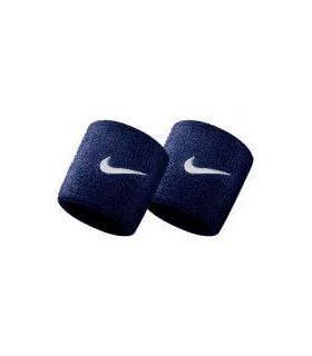 Nike Muñequeras Azul Marino Nike Muñequeras - Cintas Running Textil Running