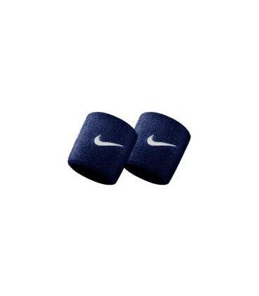 Nike Muñequeras Azul Marino