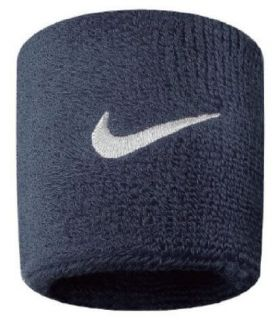 Nike Muñequeras Azul Marino Muñequeras - Cintas Running Textil