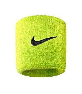 Nike Muñequeras Amarillo Accesorios Fitness Fitness Nike Nike