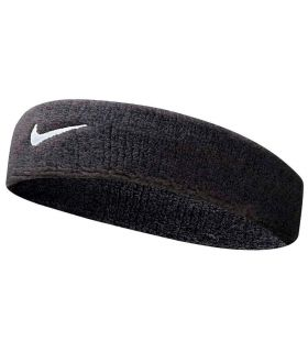 Nike Huvudet Bandet Swoosh Pannband Svart