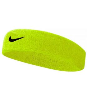 Nike Head Tape Swoosh Headband Yellow
