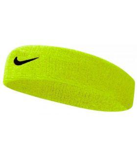 Nike Hoofd Tape Swoosh Haarband Geel