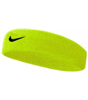Nike Bande De Tête Swoosh Bandeau Jaune