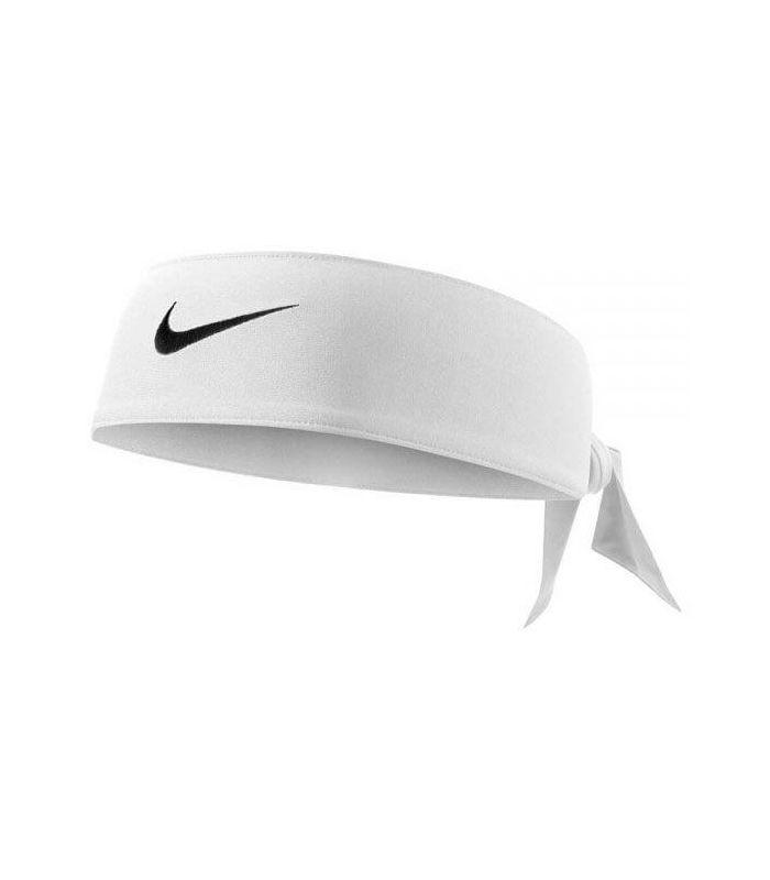 Nike Cinta Cabeza Dri-Fit Head Tie 2.0 Blanco