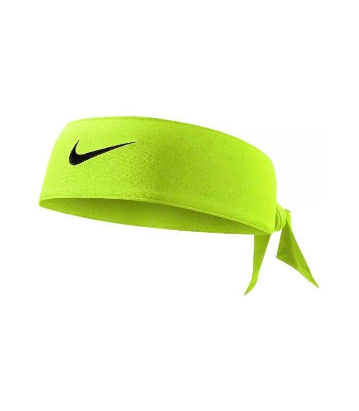 Nike Bande De Tête Dri-Fit De La Tête De Cravate 2.0 Jaune