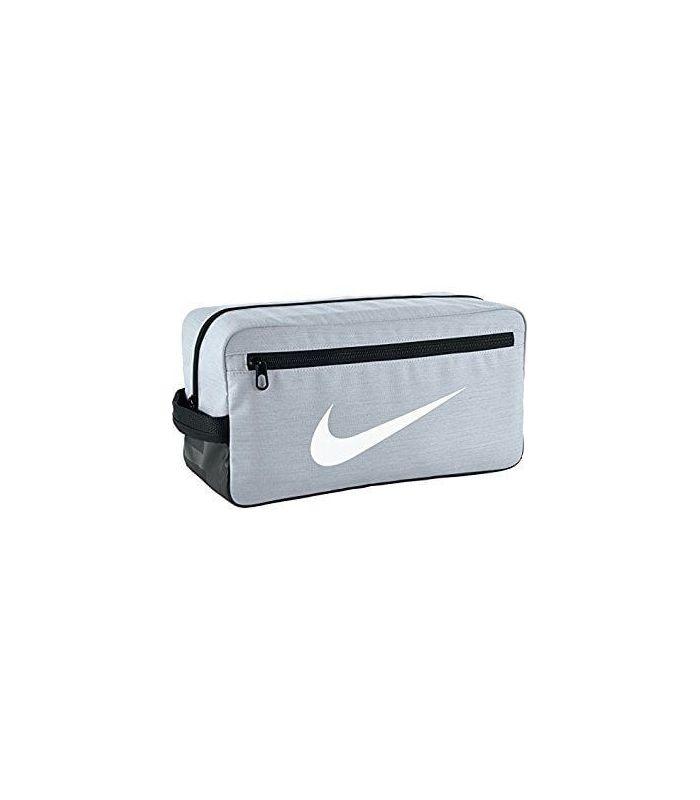 Nike Brasilia Grey bag shoes. Click para ampliar fb49f9f97d810