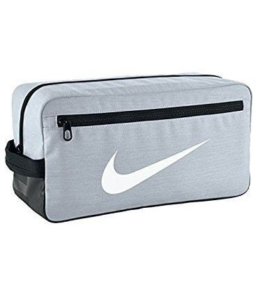 Nike Brasilia Gris bolsa para zapatillas