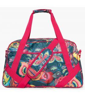 Desigual Bolsa Gym Bag Galactic Bloom