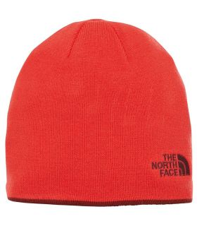 The North Face Gorro Reversible Banner Brandy Brown
