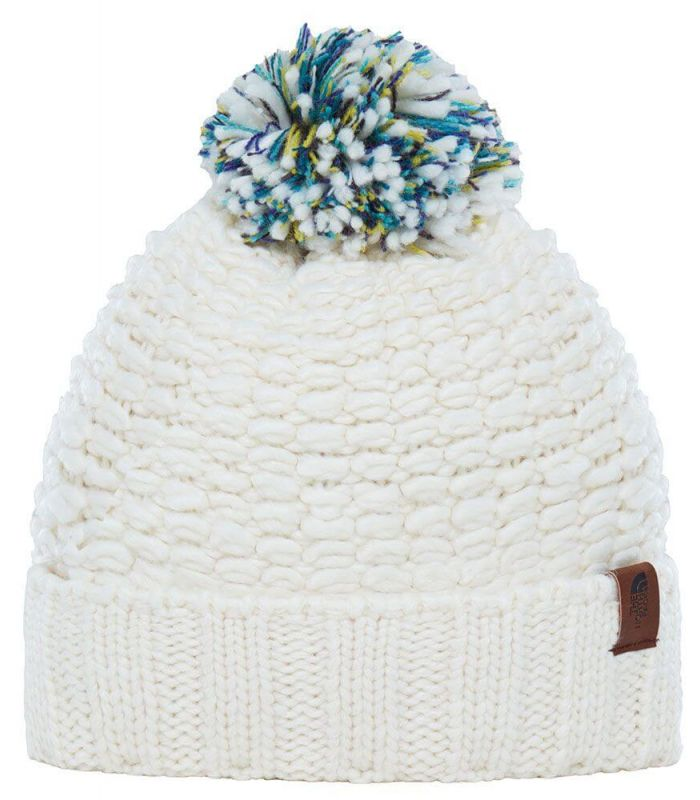 The North Face Gorro Chunky Beige