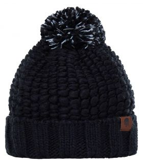 The North Face Bonnet Chunky Noir