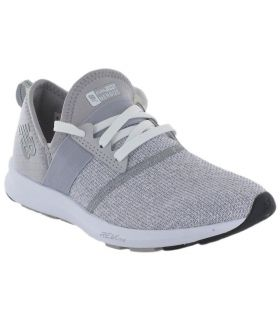 New Balance WXNRGOH FuelCore Nergize New Balance Calzado Casual Mujer Lifestyle Tallas: 38, 40,5; Color: gris