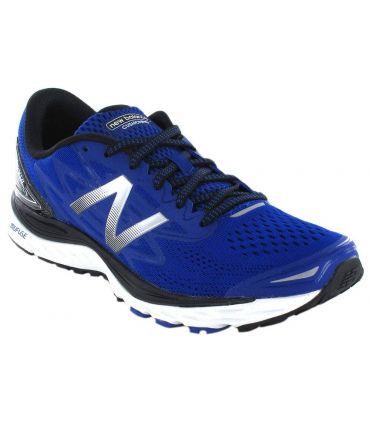 New Balance MSOLVLR New Balance Zapatillas Running Hombre Zapatillas Running Tallas: 41,5; Color: azul
